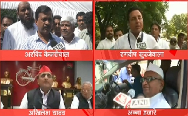 किसान आंदोलन पर सियासत तेज़, केजरीवाल ने कहा- दिल्ली में प्रवेश की अनुमति मिलनी चाहिए