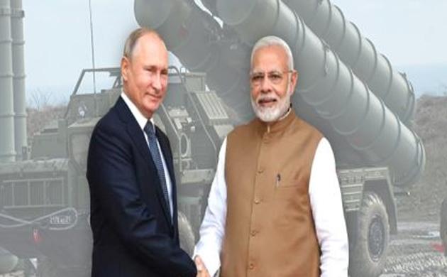 भारत को S-400 मिसाइल की मिली सौगात, पीएम मोदी और पुतिन में बनी बात