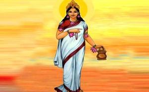 Navratri 2018: नवरात्रि के हर दूसरे दिन होती है मां ब्रह्मचारिणी की पूजा, मंदिरों में उमड़ी भीड़