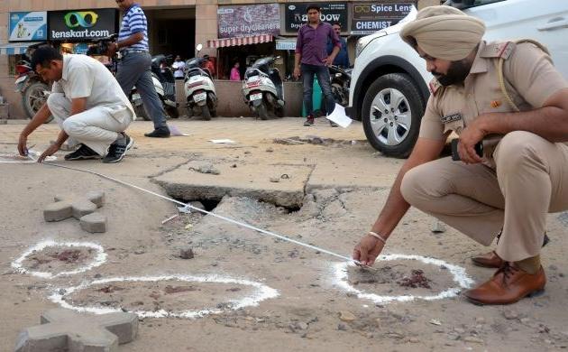 गुरुग्राम: पुलिसवाले ने जज के बेटे और पत्नी को मारी गोली