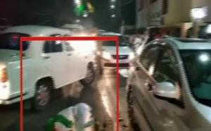 यूपी: मौलान ने सीेएम ऑफिस के सामने पढ़ी नमाज, पीएम और योगी के खिलाफ की नारेबाजी