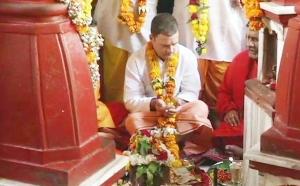 एमपी: चुनावी माहौल में राहुल गांधी की भक्ति, क्या मंदिर मार्ग से मिलेगी राजसत्ता
