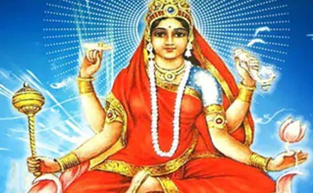 देश भर में नवरात्रि की धूम, कन्या के रूप में देवी की पूजा