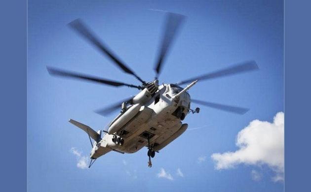 चीन आर्मी के दो हेलीकाप्टर भारतीय सीमा में घुसे