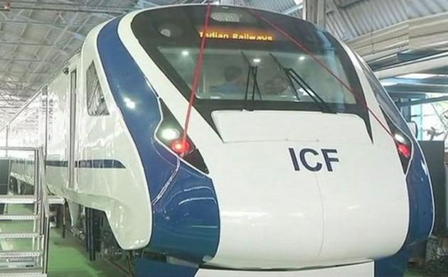 देश की पहली बिना इंजन की Train 18 लांच, जानें क्या है खासियत