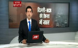दिल्ली -NCR की फ़िज़ा में ज़हर, देखें ये रिपोर्ट