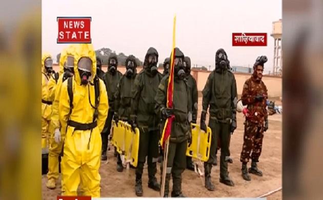 दिवाली पर हाई अलर्ट पर NDRF, हर चुनौती को जवाब देने के लिए तैयार
