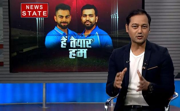 Stadium : ऑस्ट्रेलियाई गेंदबाजों का मुकाबला करने के लिए हम भी हैं तैयार: रोहित शर्मा