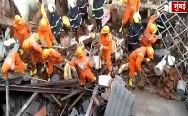 मुंबई: गोरेगांव में निर्माणधीन इमारत ढही, 3 मज़दूरों की मौत