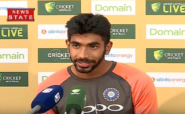 Ind vs Aus: मेलबर्न में भारतीय गेंदबाज स्विंग रिवर्स पर दे रहे हैं ध्यान : जसप्रित बुमरा