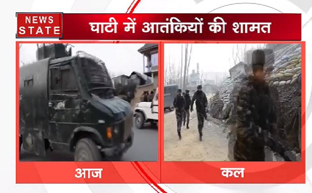 J&K: पुलवामा में जैश के 4 आतंकी ढेर, सेना को मिली बड़ी सफलता