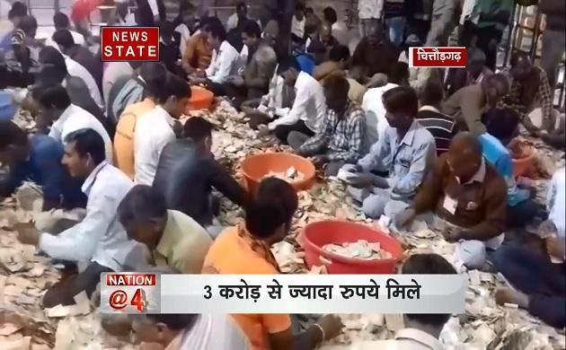 राजस्थान: सांवलियाजी कृष्णधाम में मासिक मेला शुरू, लोगों ने चढ़ाए 3 करोड़ से अधिक रुपये