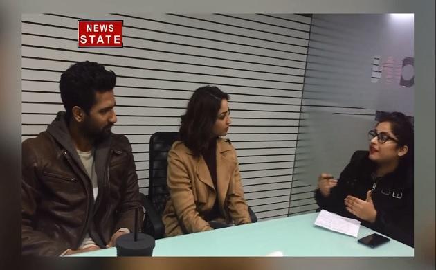 बॉलीवुड कलाकार विकी कौशल और यामी गौतम के साथ फिल्म 'उरी' पर खास बातचीत