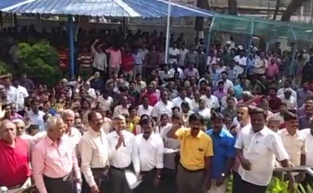 भारत बंद : बैंकों की हड़ताल से देश हलकान