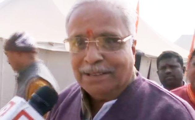 आरएसएस के सर कार्यवाह भैयाजी जोशी ने कहा-2025 में बनेगा अयोध्या में राम मंदिर