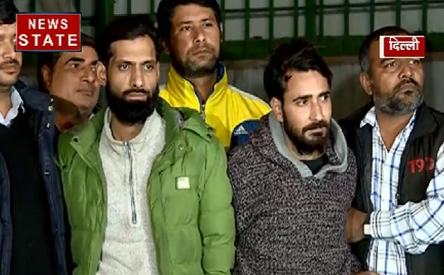 दिल्ली को दहलाने की थी साज़िश, जैश के दो आतंकी गिरफ्तार