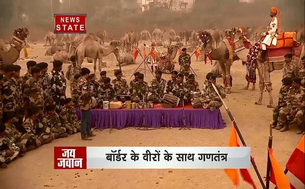 Republic Day 2019: BSF के कैमल रेजिमेंट पर खास शो, जवानों के अनदेखे रंग