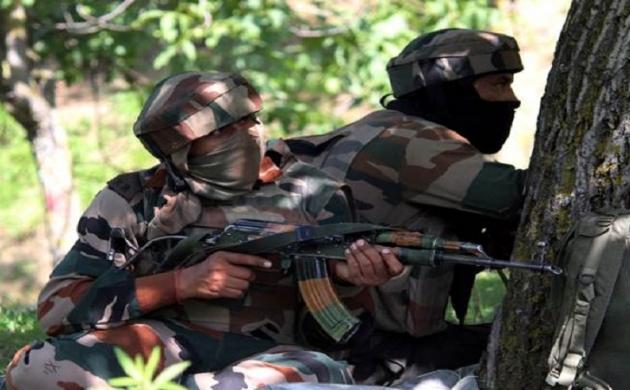 जम्मू-कश्मीर: श्रीनगर में सुरक्षाबलों और आतंकियों के बीच मुठभेड़, 2 आतंकी ढेर