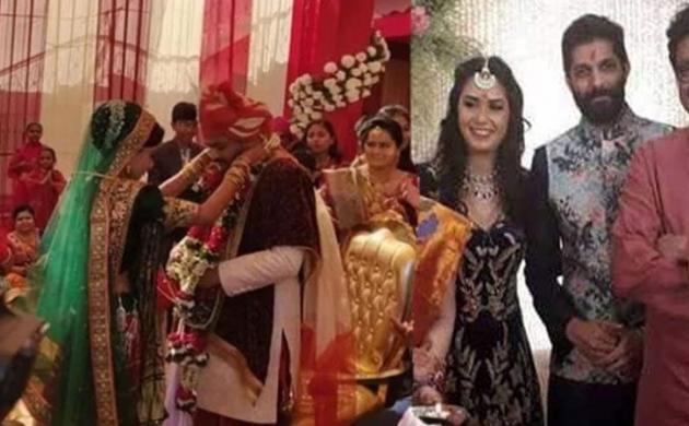हार्दिक पटेल ने किंजल के साथ लिए सात फेरे, राज ठाकरे भी घर ले आए बहू