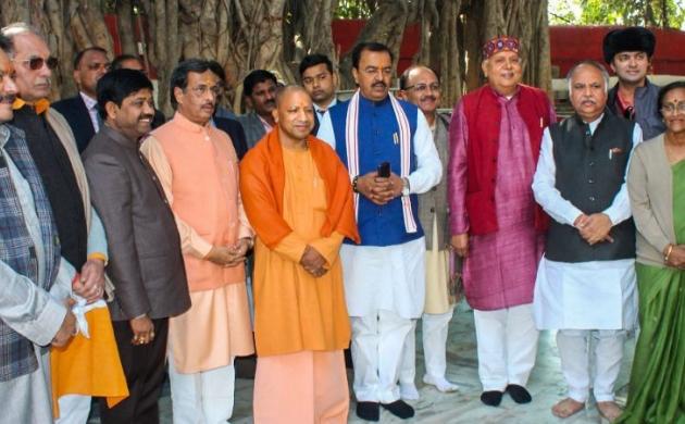 कुंभ मेले में योगी सरकार की कैबिनेट बैठक,  इन फैसलों पर लगी मुहर