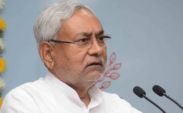 जॉर्ज फर्नांडिस के निधन पर भावुक हुए सीएम नीतीश कुमार
