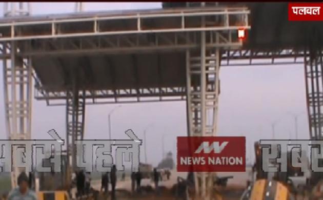 Haryana: टोल बूथ पर दर्दनाक हादसा, डंपर ने टोल बूथ उड़ाया