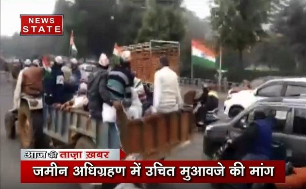 PM हाउस का घेराव करेंगे किसान?, दिल्ली-यूपी बॉर्डर पर मशक्कत जारी