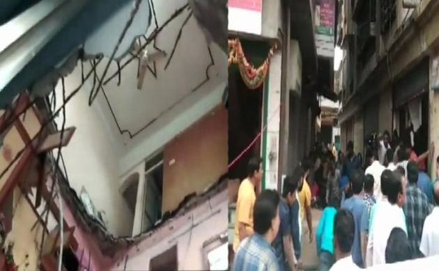 महाराष्ट्र के ठाणे में बड़ा हादसा, इमारत गिरने से 3 लोगों की मौत