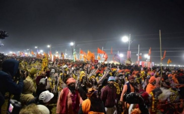 Kumbh mela 2019: 'मौनी अमावस्या' से पहले कुंभ में भारी सुरक्षा, देखिए ये स्पेशल रिपोर्ट