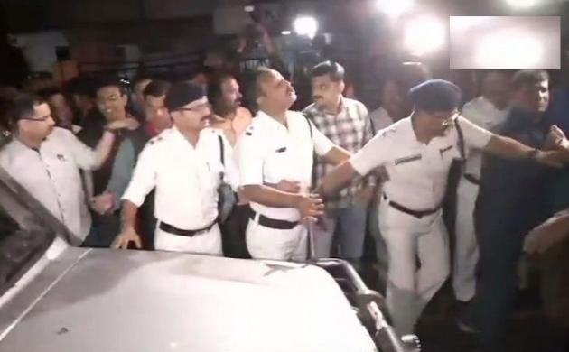 शारदा चिटफंड घोटाला: चिट फंड मामले में पुलिस कमिश्नर से पूछताछ करने पहुंची CBI