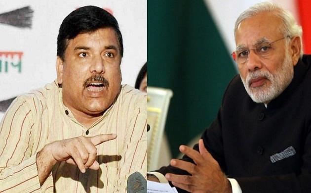 बीजेपी को घेरने की तैयारी, AAP सांसद संजय सिंह ने राज्यसभा में दिया नोटिस