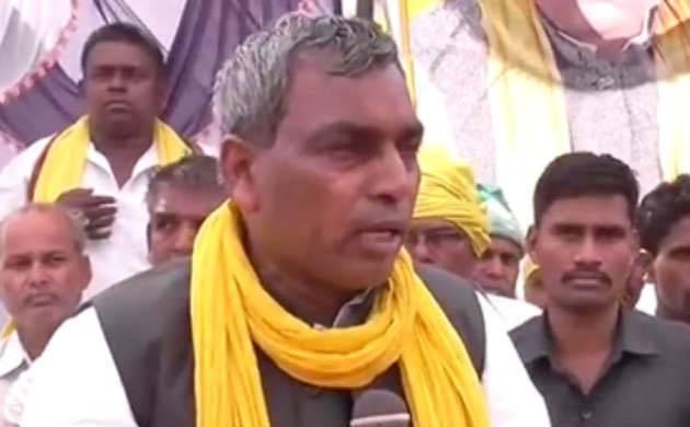 ओम प्रकाश राजभर ने बीजेपी से की इस्तीफे की पेशकश