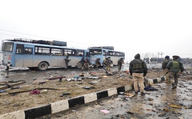 जम्मू-कश्मीर: पुलवामा हमले में आरडीएक्स का इस्तेमाल किया गया