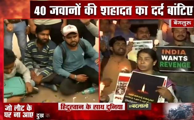 PulwamaAttack: पुलवामा हमले की सबसे बड़ी कवरेज, भारत कब लेगा पाकिस्तान से बदला?