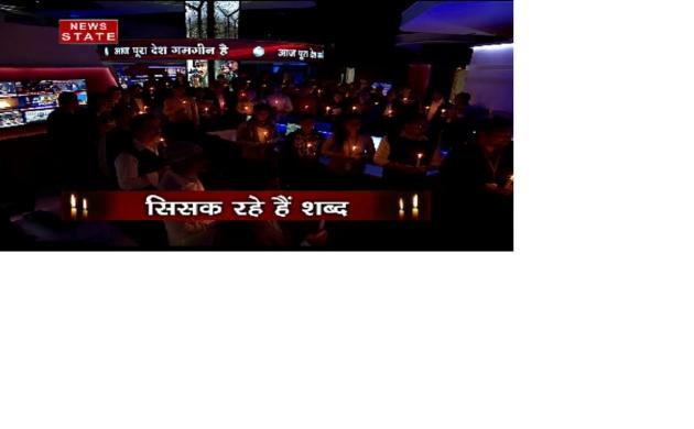 न्यूज नेशन ने पुलवामा हमले में शहीद जवानों को दी श्रद्धांजलि