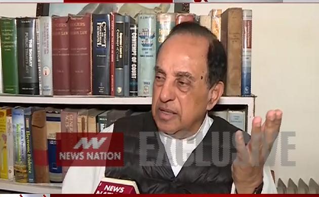 Exclusive:पाकिस्तान को 4 टुकड़ों में बांटो - सुब्रमण्यम स्वामी