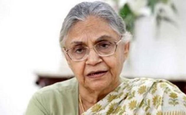वोटर इस बार राहुल गांधी के साथ हैं - शीला दीक्षित