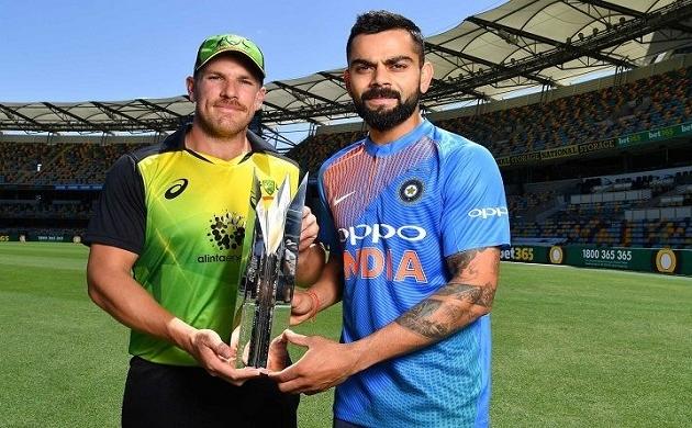 IND vs AUS, 1st T20 Live: विश्व कप से पहले भारत-ऑस्ट्रेलिया के बीच आखिरी जंग