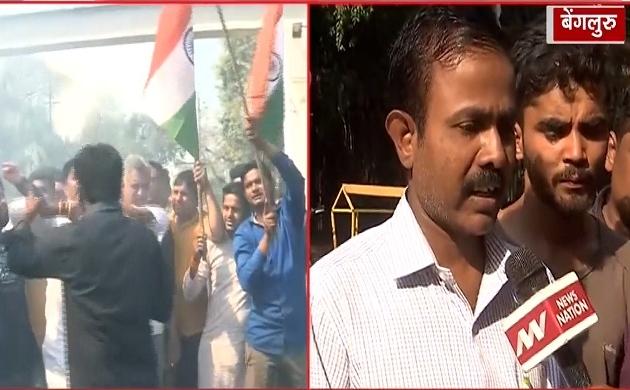 Surgical Strike 2: पुलवामा के गुनहगारों का खात्मा, बेंगलुरु में खुशी की लहर