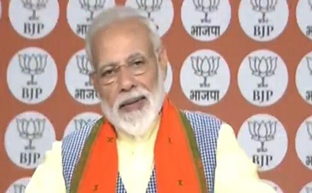 LIVE: PM नरेंद्र मोदी ने कहा- देश का जवान सीमा पर और सीमा पार पराक्रम दिखा रहा है