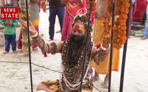 Kumbh 2019: देश की मजबूती के लिए हवन, अभिनंदन की रिहाई पर खुशी देखिए VIDEO