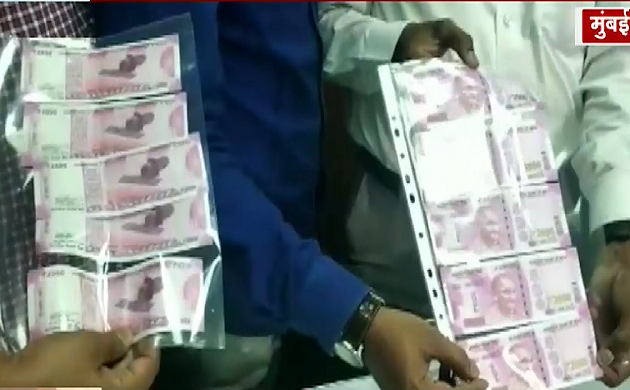 Mumbai : नकली नोट के गिरोह का पर्दाफाश, 3 लाख के नकली नोट बरामद