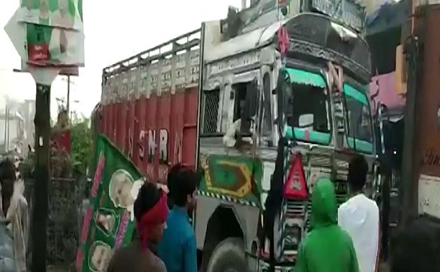 जहानाबाद में RJD का हंगामा, आरक्षण में कटौती का कर रहे हैं विरोध