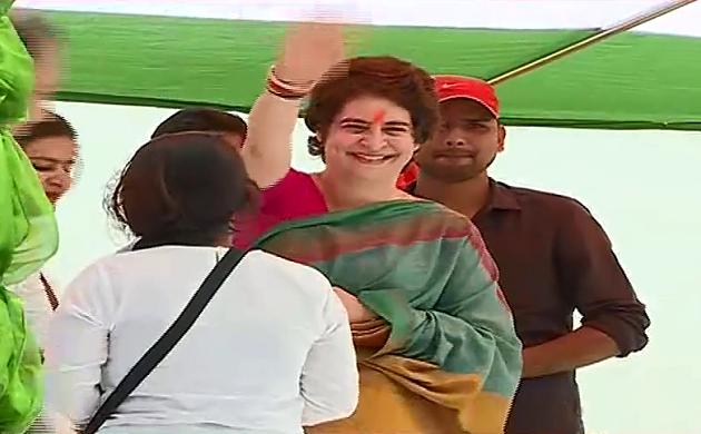 Priyanka Gandhi Live Updates : प्रियंका को मां गंगा ने बुलाया है !