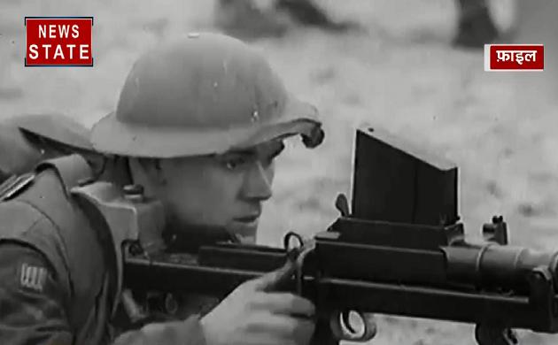 रक्षक : 1947 में रुस में तैयार हुई AK - 47