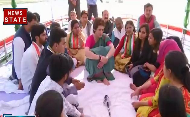 Khabar Vishesh : क्या प्रियंका के काशी दौरें से कांग्रेस की तस्वीर बदलेगी ?