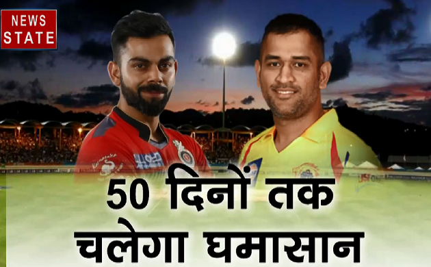 IPL 2019 : कौन बनेगा सीज़न - 12 का चैंपियन ?