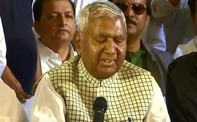 बिहार : महागठबंधन में दलों के बीच इस प्रकार तय हुआ सीटों का बंटवारा