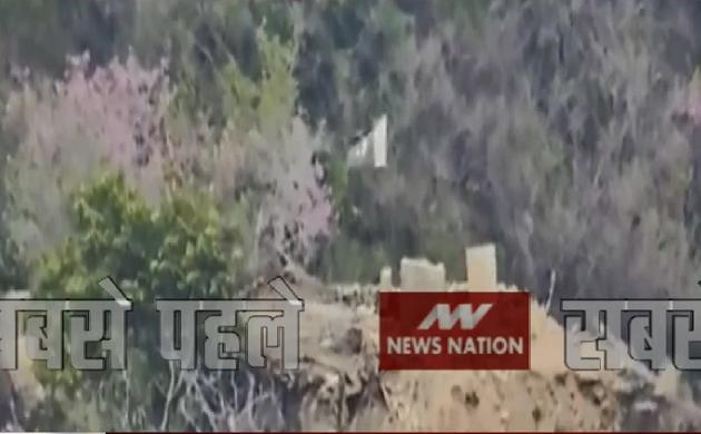 BSF की गोलीबारी में पाक का बेस तबाह