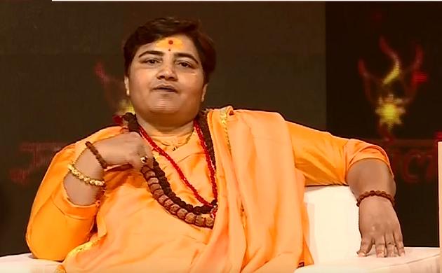 NN Conclave  राम, रक्षा, राष्ट्रवाद : जब भगवा को आतंकवाद कह दिया, तो अब इनके पास बचता क्या है - साध्वी प्रज्ञा सिंह ठाकुर